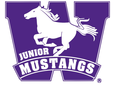 Junior Mustangs Purple - Minor Atom