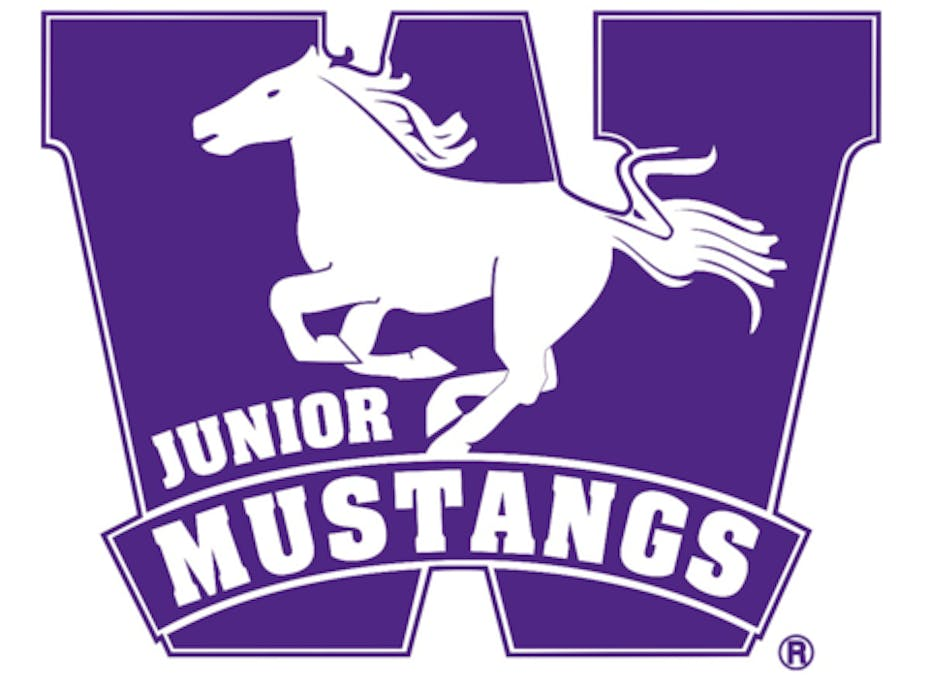 Junior Mustangs Purple - Minor Atom