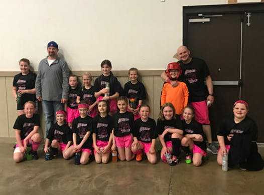 indoor soccer fundraising - Chicks that Kick