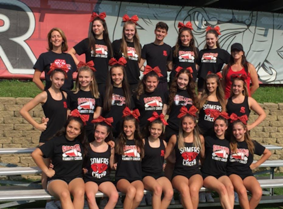 Somers Cheer Crew