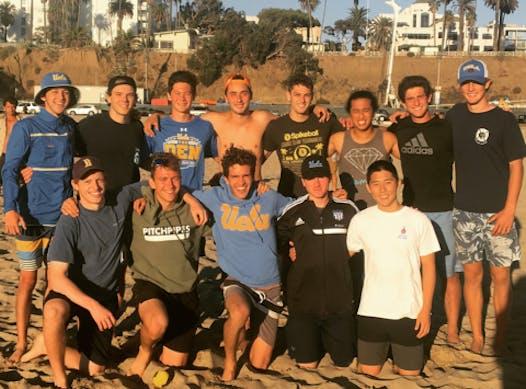 school sports fundraising - UCLA Spikeball