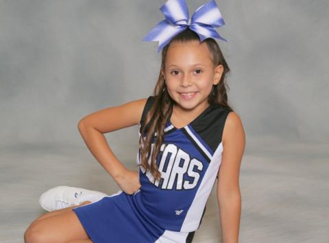 cheerleading fundraising - Angie