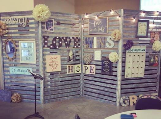 church & faith fundraising - MomTime- Wolf Creek Church