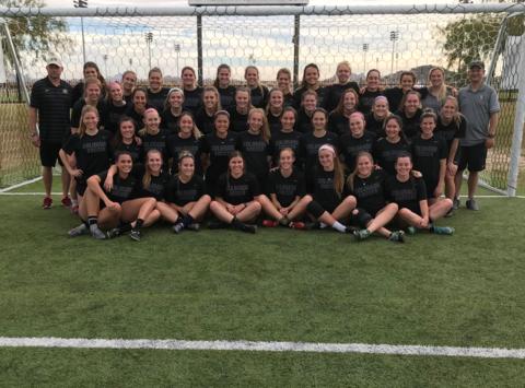 CU Women's Club Soccer
