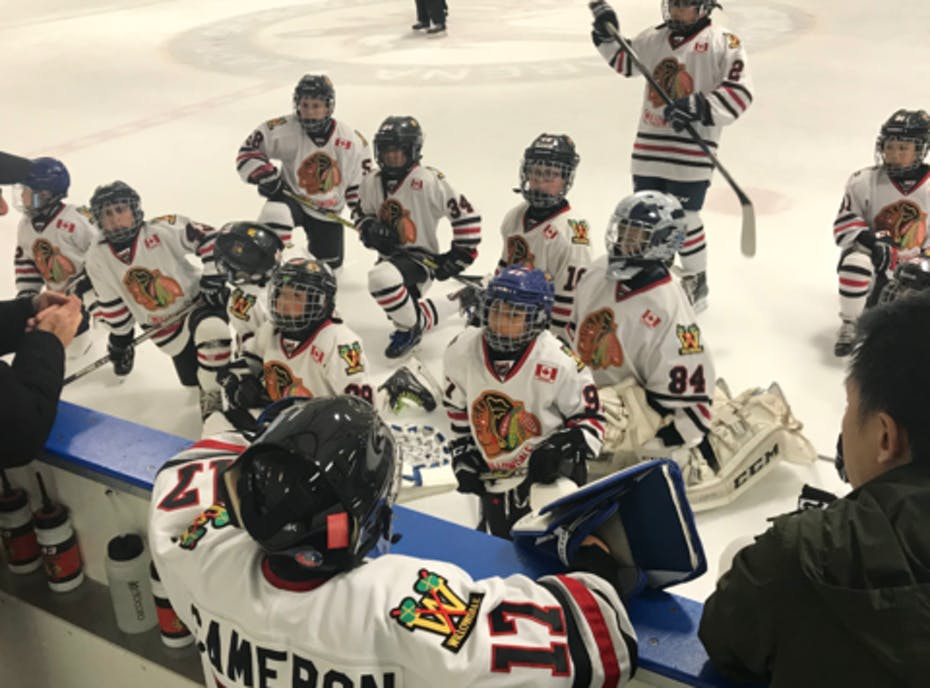 Willowdale Blackhawks Minor Peewee Select