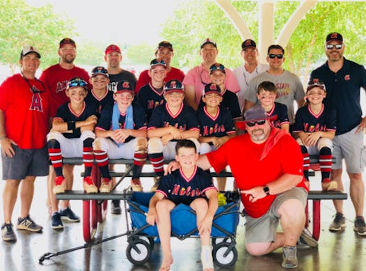 baseball fundraising - Alabama Angels