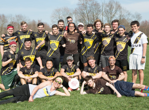 school sports fundraising - G-Dub Men's Ultimate