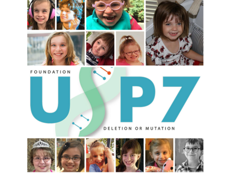 medical & healthcare fundraising - Foundation for USP7-Related Diseases