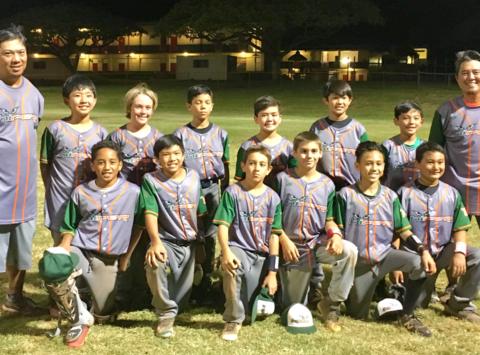 baseball fundraising - HIPER 2 JAPAN BASEBALL TEAM