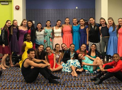 dance fundraising - New Dimensions Dance Company