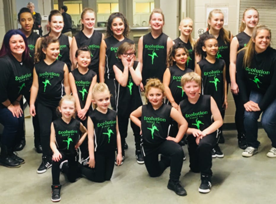 Evolution Dance Company