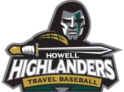 baseball fundraising - Howell Travel 11U Green