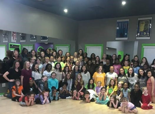 dance fundraising - The Dance Academy of Bartlett