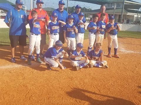 baseball fundraising - Arkansas Hitmen