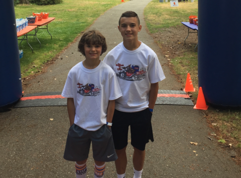 charity event - run, walk, or bike fundraising - Crohns and Colitis Foundation - NW Chapter