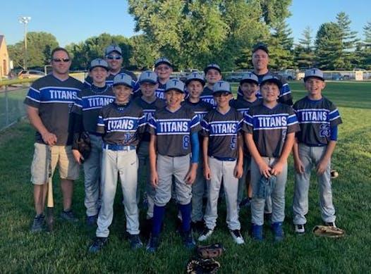 baseball fundraising - Troy Titans Baseball-Cimino