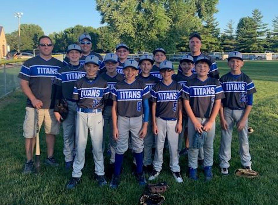 Troy Titans Baseball-Cimino