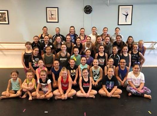 dance fundraising - Dance Impact dance team