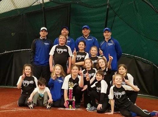 softball fundraising - Michigan Sabercats Fastpitch Softball - 10U Ross