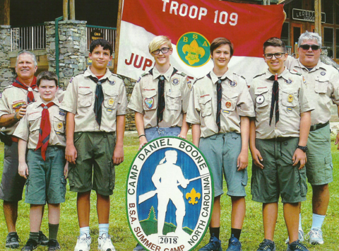 scouts fundraising - Jupiter Farms Troop 109 2018 Holiday Fundraiser