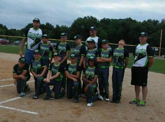 baseball fundraising - KC Stealth