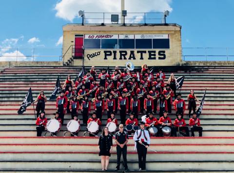 band fundraising - Pasco High Band of Pirates