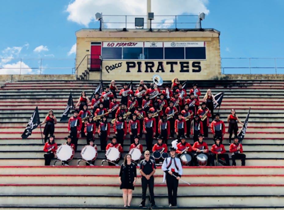 Pasco High Band of Pirates