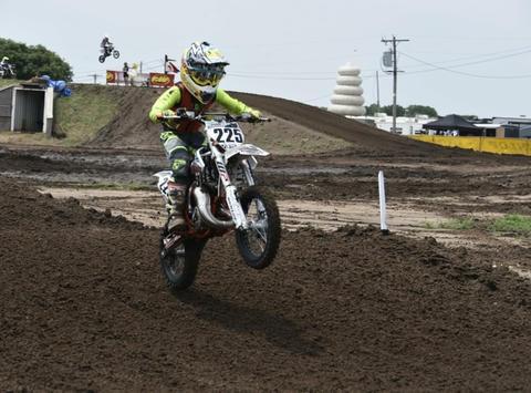 motocross fundraising - Burley Yeubanks Racing