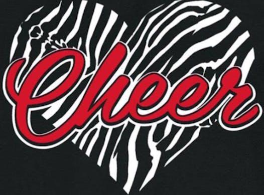 athletics department fundraising - CYFA 5th Grade Cheer