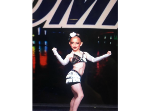 dance fundraising - Nora Kate Dance Fund