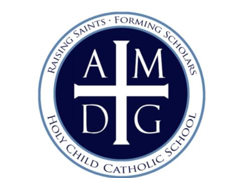 elementary school fundraising - Holy Child Catholic School