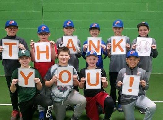 baseball fundraising - Flames 12U Eloy