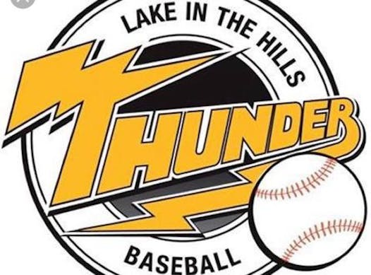 baseball fundraising - 11U Thunder Gold