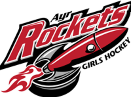 ice hockey fundraising - Ayr Rockets Girls Hockey