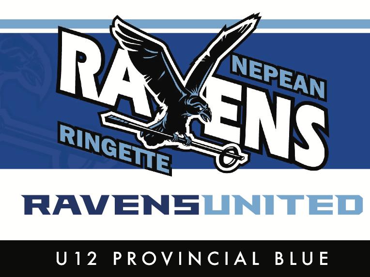 Nepean Ravens U12 Provincial Blue
