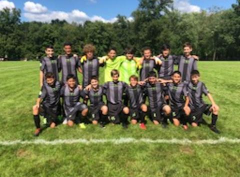 soccer fundraising - BTSC GoalQuest Lazio