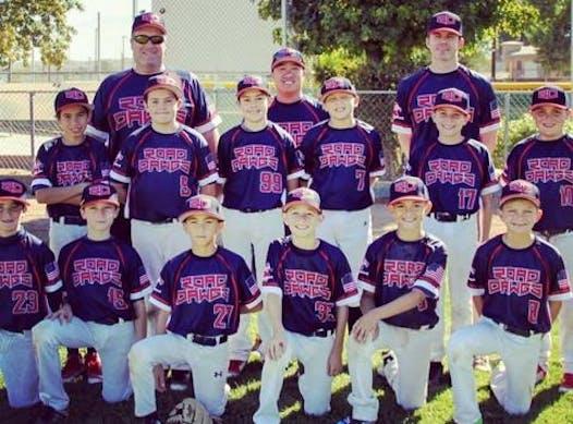 baseball fundraising - Road Dawgs