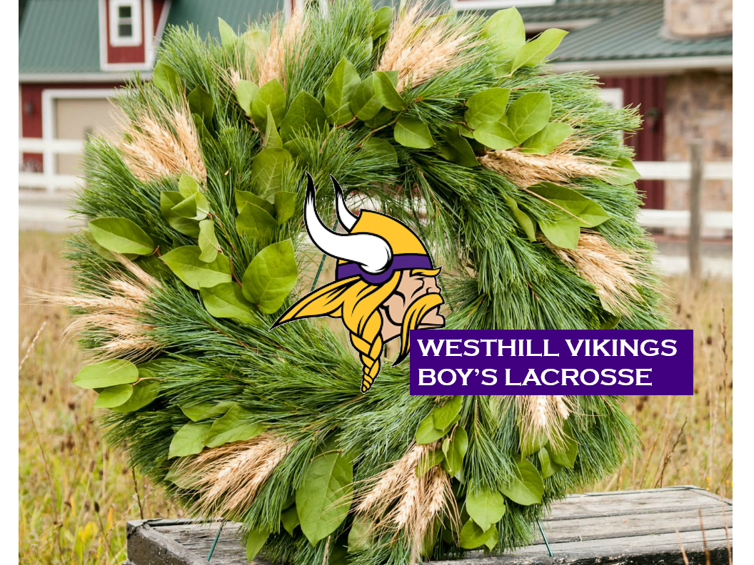 Westhill High Boy's Lacrosse Team