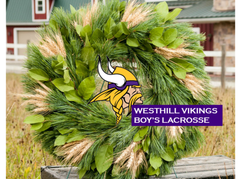 sports teams, athletes & associations fundraising - Westhill High Boy's Lacrosse Team