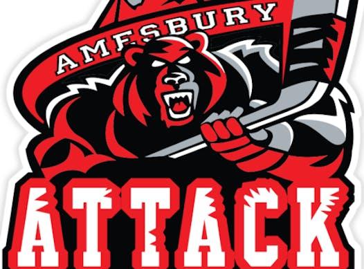 ice hockey fundraising - Amesbury Attack 2005