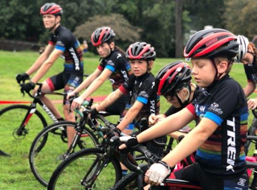 cycling fundraising - SPIN DEVO
