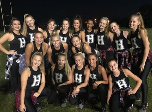 dance fundraising - HCHS DANCE TEAM
