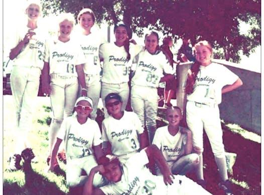 softball fundraising - Prodigy-Easton, Keiter