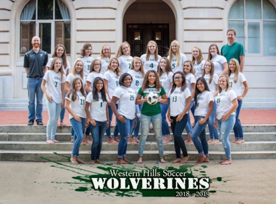 Western Hills Women's Soccer