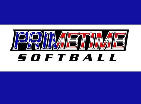 softball fundraising - Primetime 14's