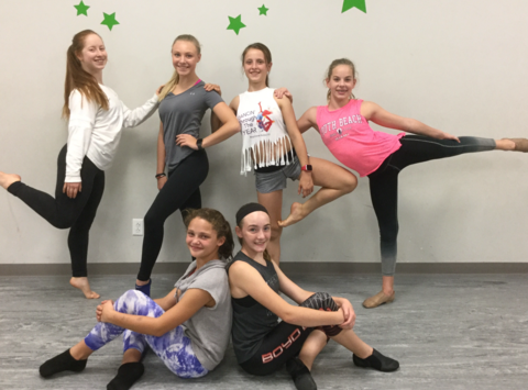 dance fundraising - Elite Dance Team