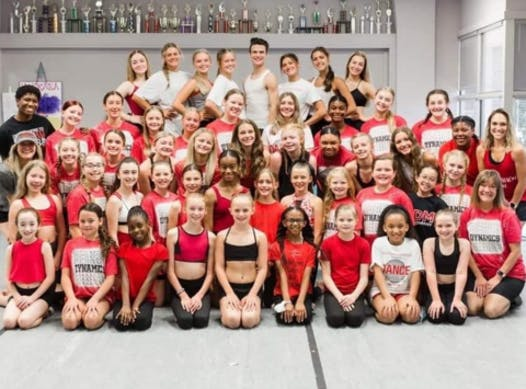 dance fundraising - Dance Dynamics Memphis - The Company