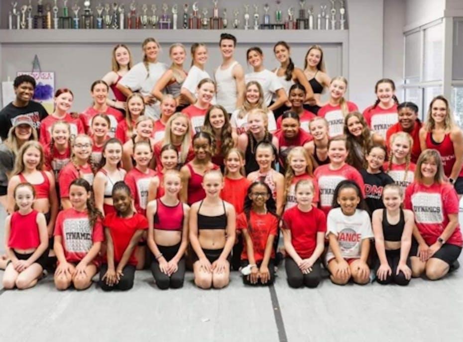 Dance Dynamics Memphis - The Company