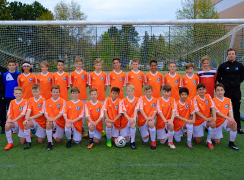 2005 Gothia Cup Team