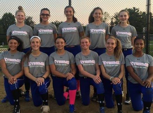 softball fundraising - Xtreme 14U Futures